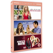 How Do You Know?/Definitely, Maybe/Just Go With It [DVD]
