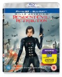 Resident Evil: Retribution (Blu-ray 3D) Blu Ray