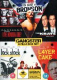 British Gangsters - Six Pack (Slimline Packaging) [DVD]