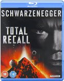 Total Recall Ultimate Rekall Edition [Blu-ray]