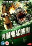 Piranhaconda [DVD]