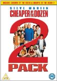 Cheaper By the Dozen / Cheaper By the Dozen 2 Double Pack [DVD] [2003]