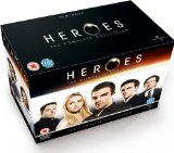 Heroes - Season 1-4 Complete (2012 Edition) [Blu-ray]