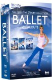 Ballet The Definitive 3 DVD Box Set - Containing Ballet Workout Total Body Toning, Ballet Workout for Legs, Tums & Bums & Ballet Pilates Workout - Fit for Life Series - Joey Bull