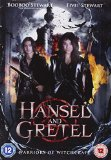 Hansel and Gretel: Witch Hunters [DVD]