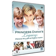 Princess Diana's Legacy: Prince William and Prince Harry [DVD]