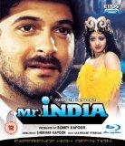 Mr India [Blu-ray]