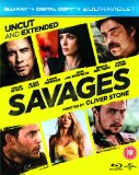 Savages (Blu-ray + Digital Copy + UV Copy)