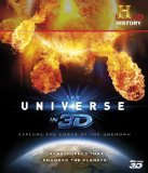 The Universe 3D Catastrophes That Changed the Planets [Blu-ray]