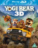 Yogi Bear (Blu-ray 3D + Blu-ray + DVD + UV Copy)[Region Free]
