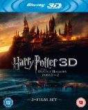 Harry Potter and the Deathly Hallows Parts 1 and 2 (Blu-ray 3D) Blu Ray
