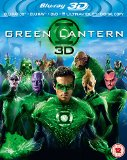 Green Lantern (Blu-ray 3D + Blu-ray + DVD + UV Copy)[Region Free]