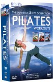 Pilates The Definitive Triple DVD Box Set - Containing Pilates Bootcamp Workout, Quick Results Pilates and The Power of Pilates - Fit for Life Series