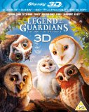 Legend of the Guardians (Blu-ray 3D + Blu-ray + DVD + UV Copy)[Region Free]