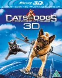Cats and Dogs 2 (Blu-ray 3D + Blu-ray + DVD + UV Copy)[Region Free]