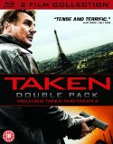 Taken / Taken 2 Double Pack [Blu-ray]