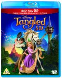 Tangled (Blu-ray 3D)[Region Free]