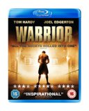 Warrior: 15 Certificate [Blu-ray]