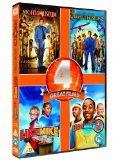 Night At The Museum/Night At The Museum 2/Like Mike/Like Mike 2 [DVD]