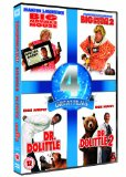 Big Momma's House/Big Momma's House 2/Dr. Dolittle/Dr. Dolittle 2 [DVD]
