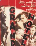 Grand Hotel Steelbook (Blu-ray + UV Copy) [1932][Region Free]