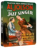 The Jazz Singer Steelbook [Blu-ray] [1927][Region Free] Blu Ray