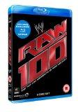 WWE: Raw - Top 100 Moments [Blu-ray]