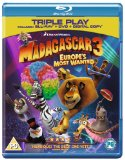 Madagascar 3: Europe's Most Wanted - Triple Play (Blu-ray + DVD + Digital Copy)[Region Free]