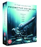 Prometheus to Alien: The Evolution Box Set (5-Discs) [Blu-ray] [1979]