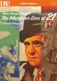THE MURDERER LIVES AT 21 [L'ASSASSIN HABITE AU 21] (Masters of Cinema) (DVD)