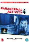 Paranormal Activity 4 [DVD]