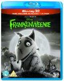 Frankenweenie (Blu-ray 3D)[Region Free] Blu Ray