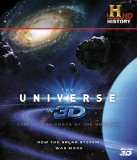 The Universe in 3D: How The Solar System Was Made [Blu-ray 3D] Blu Ray