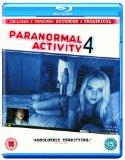Paranormal Activity 4 [Blu-ray][Region Free]