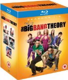 The Big Bang Theory - Complete Season 1-5 (Exclusive to Amazon.co.uk) [Blu-ray][Region Free]