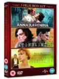 Anna Karenina / Pride & Prejudice / Atonement (Triple Pack) [DVD] [2007]