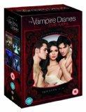 The Vampire Diaries - Season 1-4 [DVD]