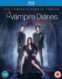 The Vampire Diaries - Season 4 [Blu-ray]