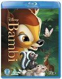 Bambi [Blu-ray][Region Free]