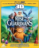 Rise of the Guardians (Blu-ray 3D + Blu-ray)[Region Free] Blu Ray