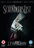Schindler's List - 20th Anniversary Edition (DVD + Digital Copy + UV Copy) [1993]
