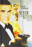 Never Say Never Again [DVD]