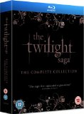 The Twilight Saga: The Complete Collection [Blu-ray] Blu Ray