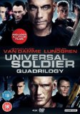 Universal Soldier Quadrilogy [DVD] [1992]