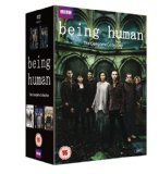 Being Human: Complete Series 1-5 [DVD]