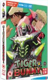 Tiger And Bunny: Part 1 [Blu-ray]