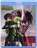 Code Geass: Lelouch Of The Rebellion - Complete Season 2 [Blu-ray]