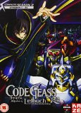 Code Geass: Lelouch Of The Rebellion - Complete Season 2 [DVD]
