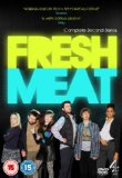 Fresh Meat - Series 2 DVD