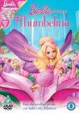 Barbie Presents Thumbelina - Includes a Barbie Charm [DVD] [2009]